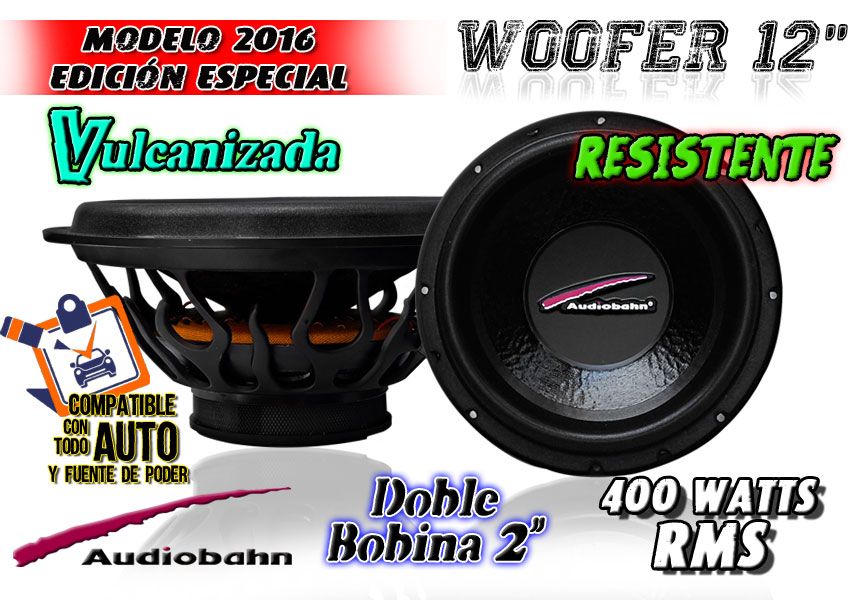 Woofer Audionahn