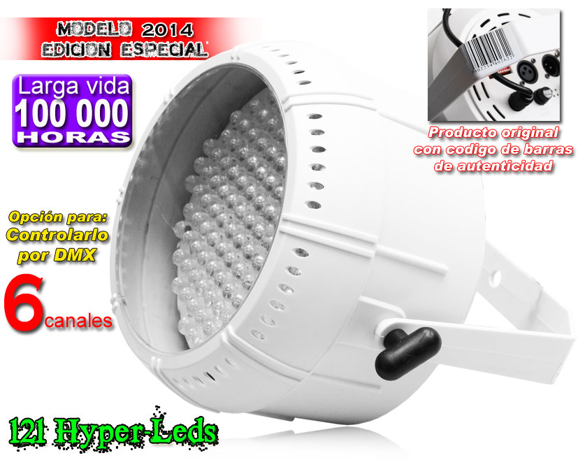 Luz Disco Led