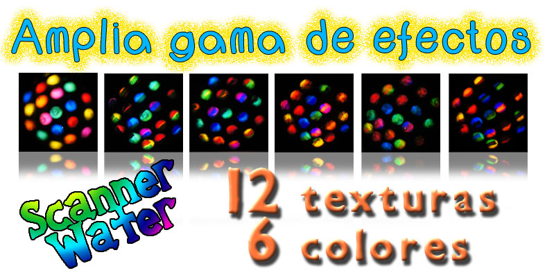 Scaner Escaner Luz