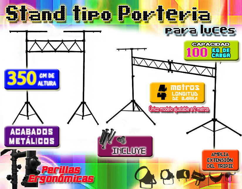 Stand Para Luces